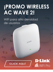 Promo Wireless AC Wave2 D-Link