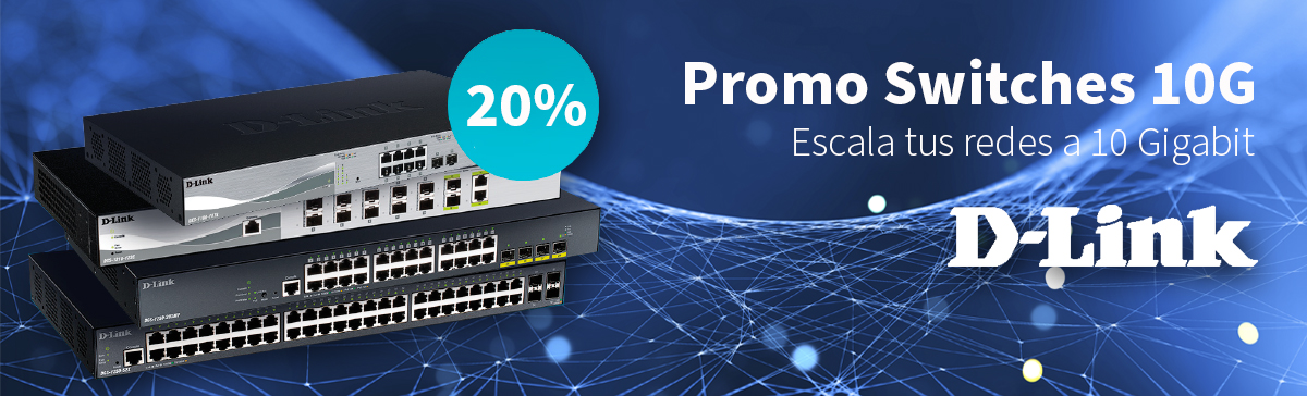 D-Link Promo Switches 10G